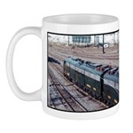 Conrail OCS Train Mug