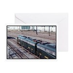 Conrail OCS Train Greeting Cards (Pk of 10