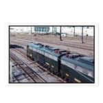 Conrail OCS Train Postcards (Package of 8)