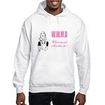 What Would Martha Do Hooded Sweatshirt