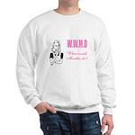 What Would Martha Do Sweatshirt