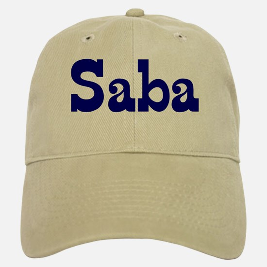 Saba Baseball Baseball Cap