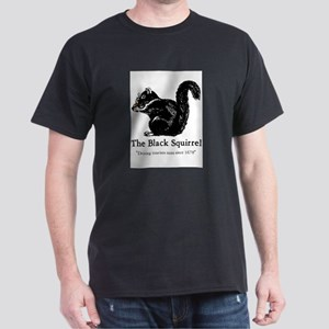 The Black Squirrel -- T-Shirt