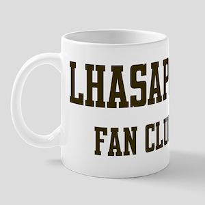 Lhasapoo Fan Club Mug