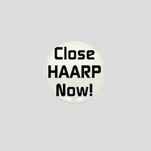 Close HAARP Now Mini Button