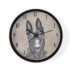Dutch Shepherd Wall Clock