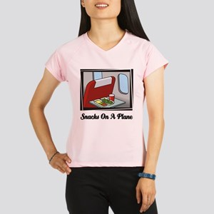 Snacks On A Plane Performance Dry T-Shirt