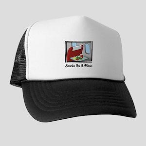 Snacks On A Plane Trucker Hat