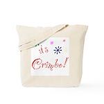 It's The Crimbo Tote Bag