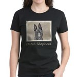 Dutch Shepherd Women's Dark T-Shirt