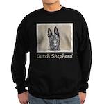 Dutch Shepherd Sweatshirt (dark)