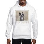 Dutch Shepherd Hooded Sweatshirt