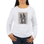 Dutch Shepherd Women's Long Sleeve T-Shirt