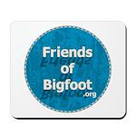 Friends of Bigfoot Mousepad