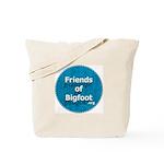 Friends of Bigfoot Tote Bag