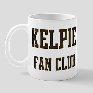Kelpie Fan Club Mug