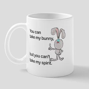 Ugly Bunny Mug
