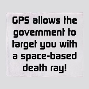 GPS Allows The Government Throw Blanket