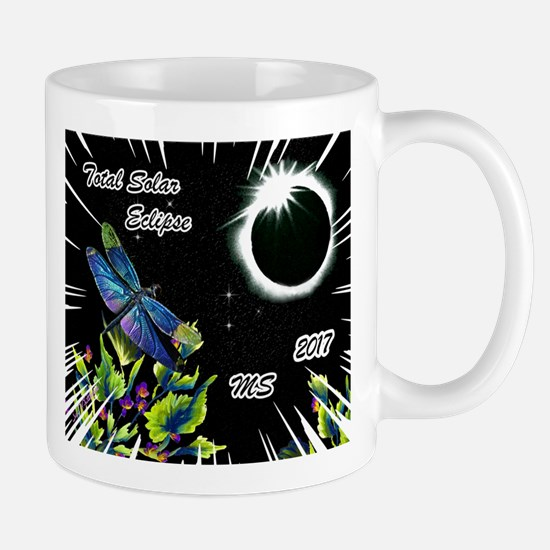 Dragonfly Eclipse_MS Mugs