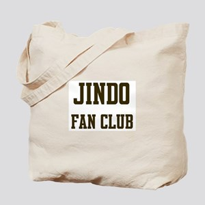Jindo Fan Club Tote Bag