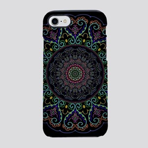 Mandala design iPhone 7 Tough Case