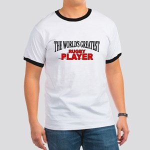 """""""The World's Greatest Rugby Player"""" Ringer T"""