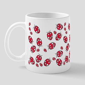 Ladybug Red Mug