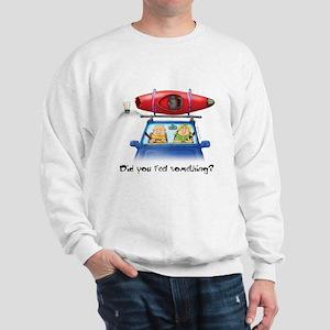Kayak Capers Sweatshirt