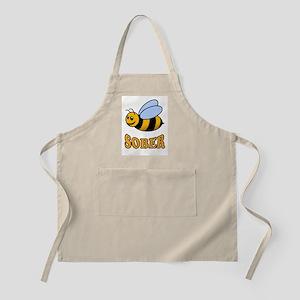 BEE SOBER Apron