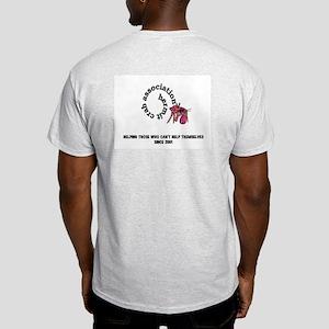 HCA Helpers Ash Grey T-Shirt