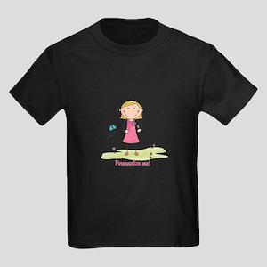 Cute girl - personalize T-Shirt