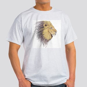 Lion Head Light T-Shirt