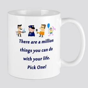Million Things 11 oz Ceramic Mug