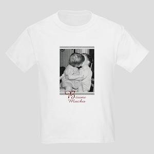 Kiss Me a Lot Kids T-Shirt