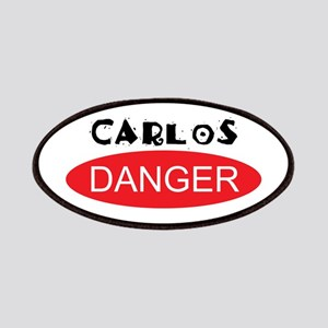 Carlos Danger - Anthony Weiner Patches