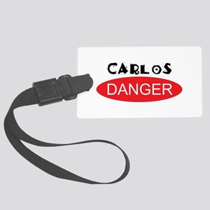Carlos Danger - Anthony Weiner Luggage Tag