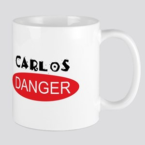 Carlos Danger - Anthony Weiner Mug