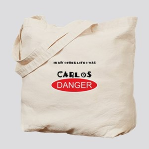 In My Other Life I Was Carlos Danger Tote Bag