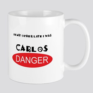 In My Other Life I Was Carlos Danger Mug