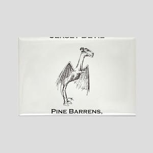 Jersey Devil Pine Barrens New Jersey Magnets