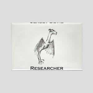 Jersey Devil Researcher Magnets