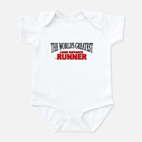 """The World's Greatest Long Distance Runner"" Infant"