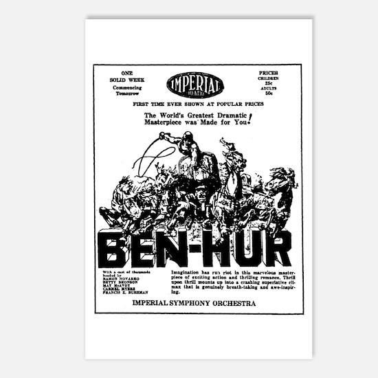 Ramon Novarro Ben-Hur Postcards (Package of 8)