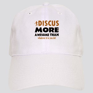 Discus more awesome Cap