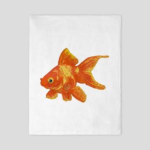 Goldfish Twin Duvet