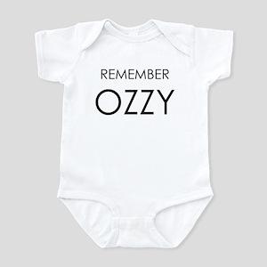 Remember Ozzy Infant Bodysuit