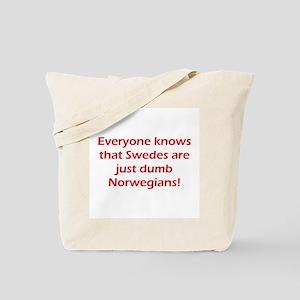 Swedes Tote Bag