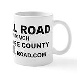 No Toll Road Through South Orange County Mugs