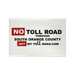 No Toll Road Through South Orange County Magnets