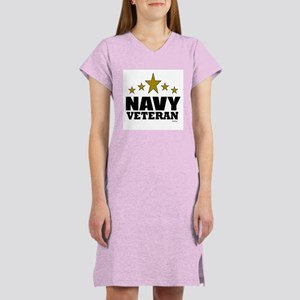 Navy Veteran Women's Nightshirt